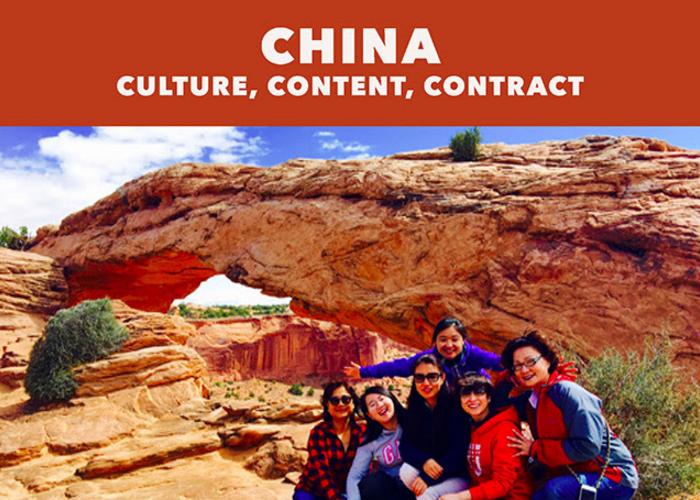 China in Utah
