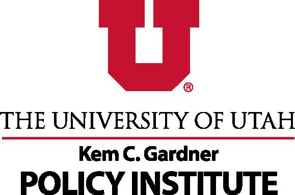 Kem C. Gardner Policy Institute, UoU, Logo