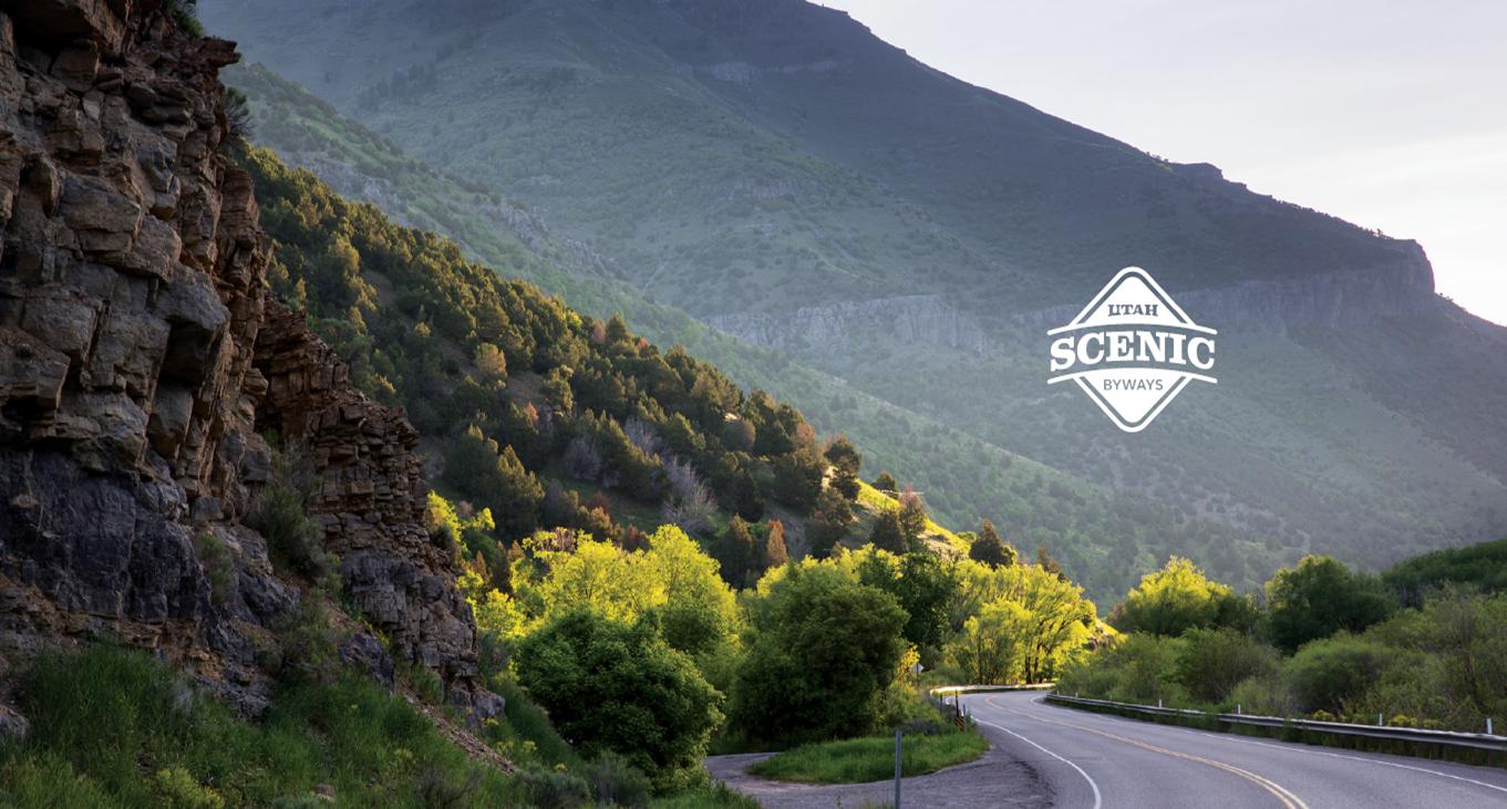 Utah Scenic byways